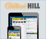 William Hill have the best mobile app